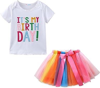 Mud Kingdom Cute Baby Girls Tutu Skirt Boutique Festival Wear