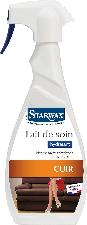 STARWAX 693 Lait de Soin Cuir - Lot de 2