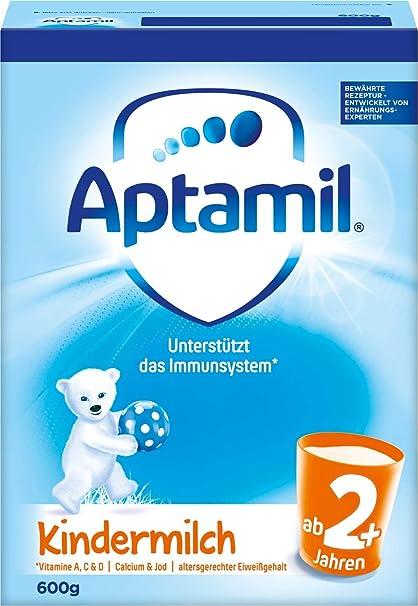 Aptamil Niños Leche 2 +, 5 unidades (5 x 600 ...