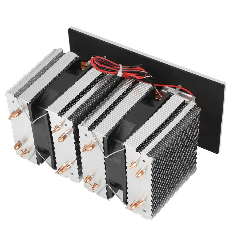 FTVOGUE 12V 240W 212710 Electronic Semiconductor DIY Refrigerator Cooler Cooling System Kit