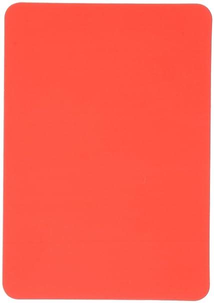 Softee Equipment 0004015 Tarjetas de Árbitro, Rojo/Amarillo ...
