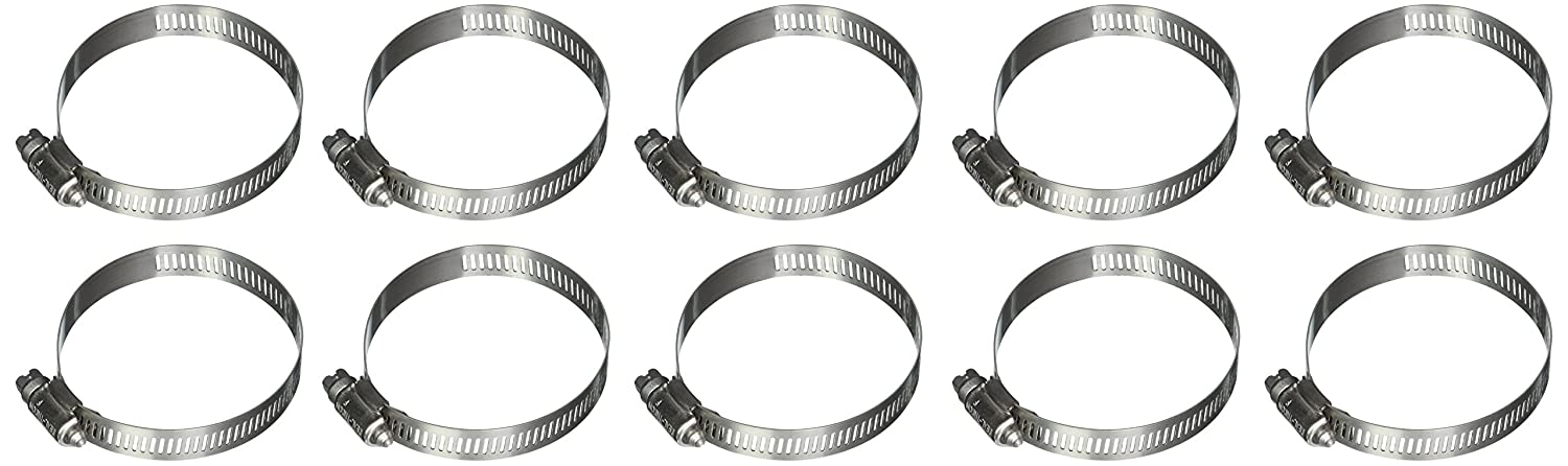 Ideal-Tridon 6740151 67-1 Series 1//2 Band 201//301 Stainless Steel Clamp