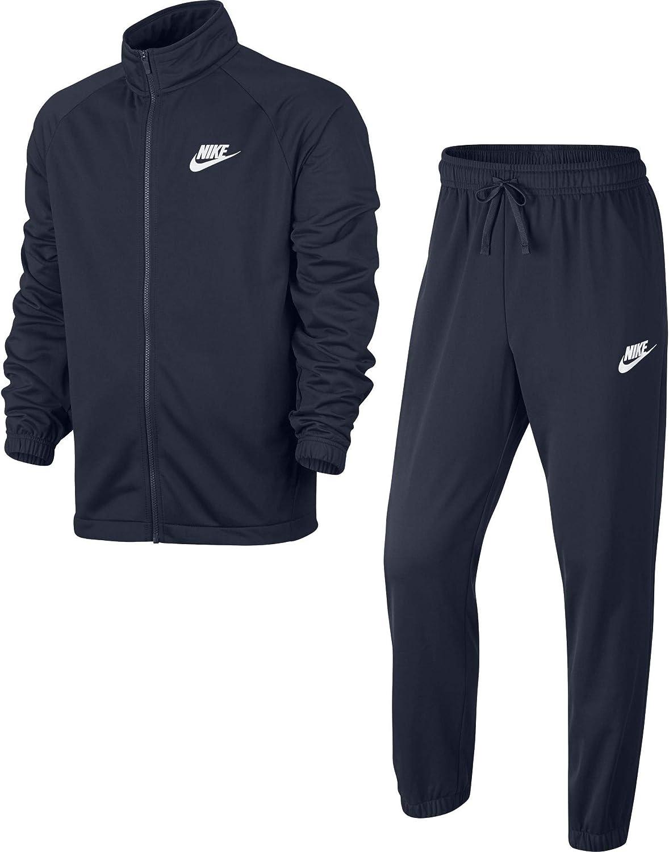 Nike, Sudadera para hombre, Azul Obsidian/White, M: Amazon.es ...