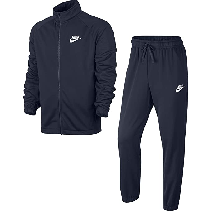 Nike, Sudadera para hombre, Azul Obsidian/White, M: Amazon.es: Deportes y aire libre