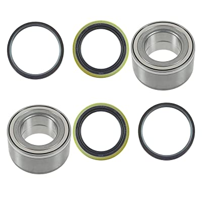 Wheel Hub Wheel Bearing & Seal Kit Front Driver & Passenger for Toyota Tacoma: Automotive