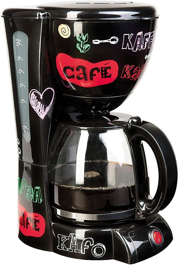 Domoclip DOM291 - Cafetera de filtro (capacidad para 12 tazas ...