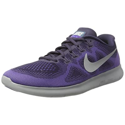 Nike Women's FreeRN 2020 Running Shoe, Dark Raisin/Pure Platinum-Purple Earth (6.5) | Fashion Sneakers