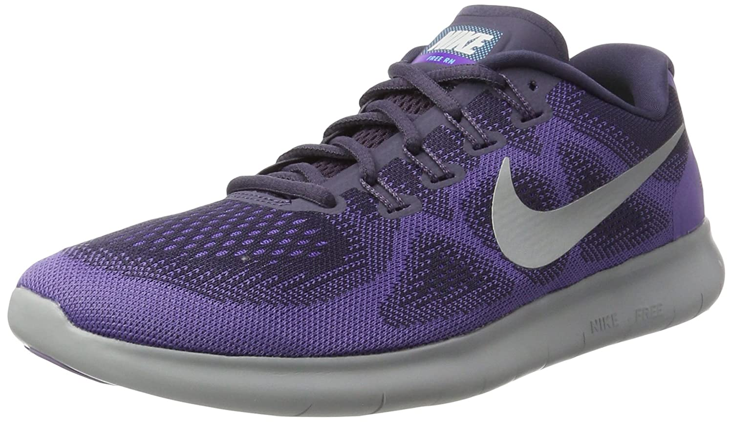 Man's/Woman's Nike Women's RAISIN/PURE Wmns Free RN 2017, DARK RAISIN/PURE Women's PLATINUM Quality products Beautiful Different styles and styles GW13464 a17cd4
