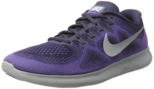 Nike Damen Free Run 2017 Hallenschuhe: : Schuhe