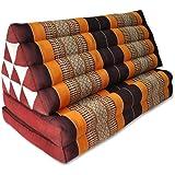 Leewadee Xl Foldout Triangle Thai Cushion 79x30x3 Inches