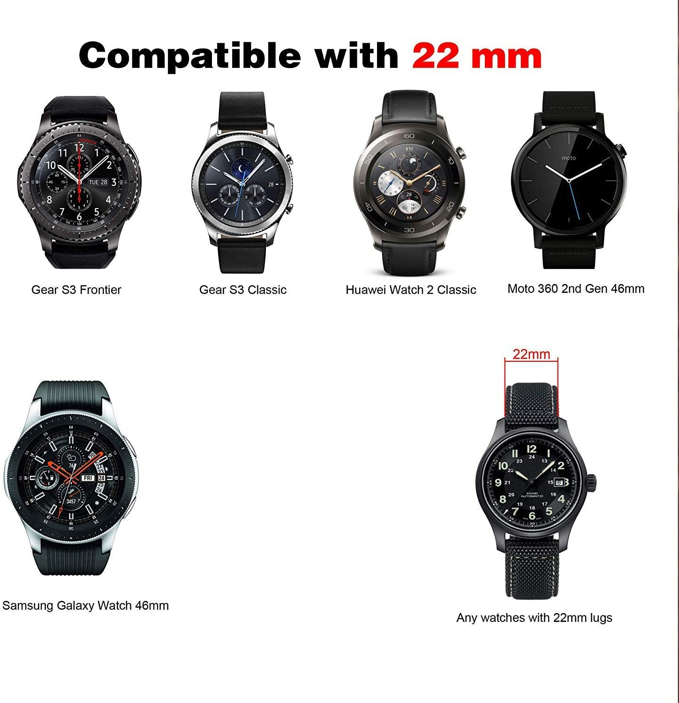 Amazon.com: Sycreek - Correa de silicona para reloj ...