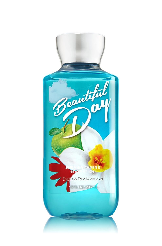 Bath & Body Works Signature Collection Shower Gel - Beautiful Day, 10 Ounces (Single) Bat-5787