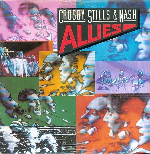 Allies [Vinyl LP record] [Schallplatte]