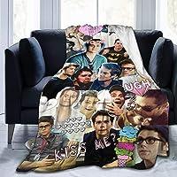 Yoguce Dylan O'Brien Flannel Soft and Warm Throw Blanket Xmas Birthday Gift 50x40 Inch
