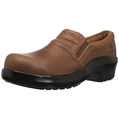 Amazon.com | Ariat Women's Expert Safety Clog | Mules & Clogs