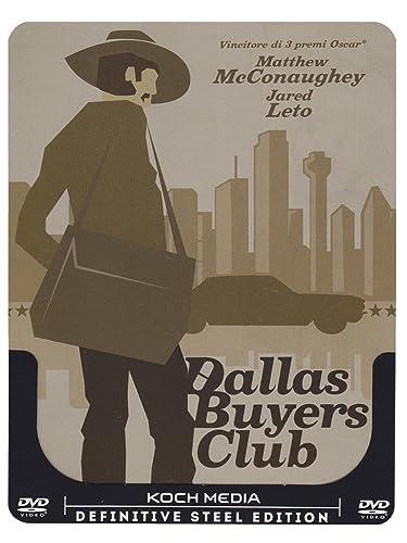 Dallas Buyers Club (steelbook) [Italia] [DVD]: Amazon.es: Leto ...