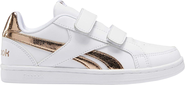 Reebok Royal Prime Alt, Chaussures de Fitness Femme Multicolore White Rose Gold 000