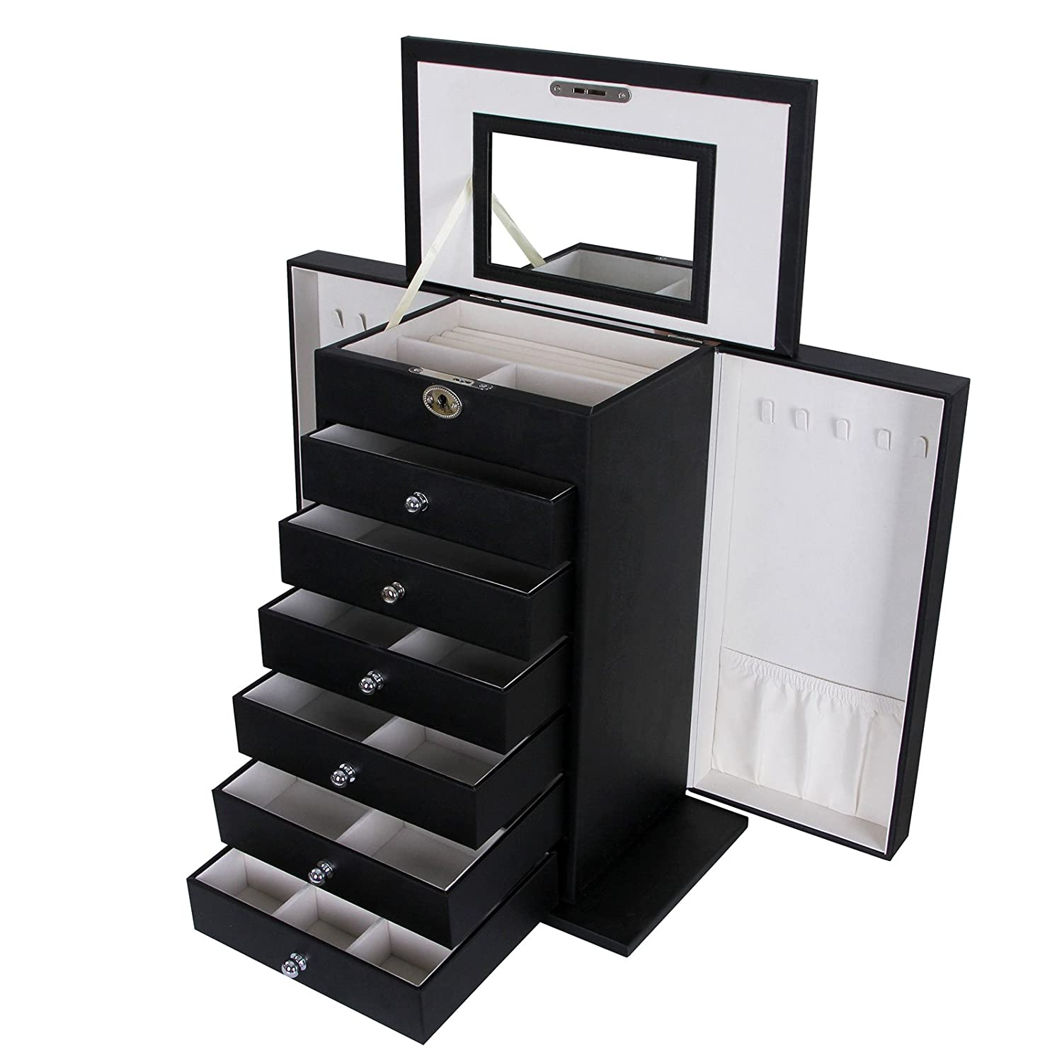 coffret bijoux maison du monde great finest ds la premire. Black Bedroom Furniture Sets. Home Design Ideas