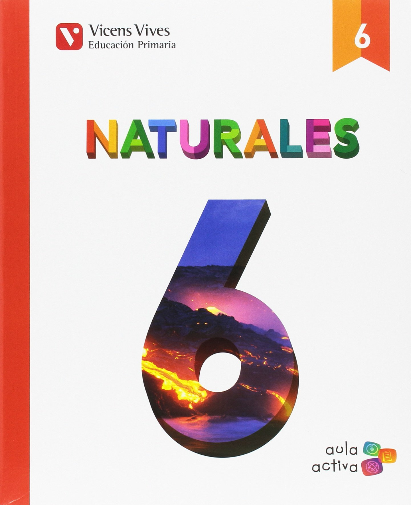 NATURALES 6 AUTO+ EXTREMADURA SEPARATA (AULA ACTIV PDF