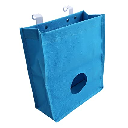 ODN dispensador de soporte de bolsa de basura organizador ...