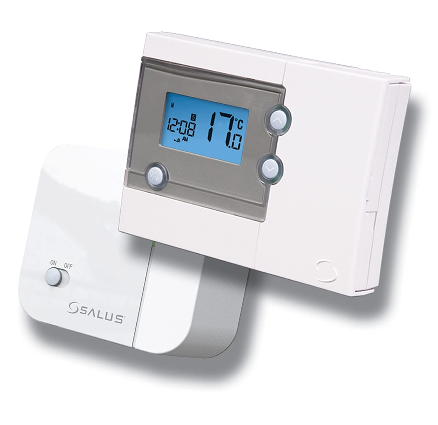 Salus RT500RF Programmable Radio Frequency Room Thermostat - - Amazon.com