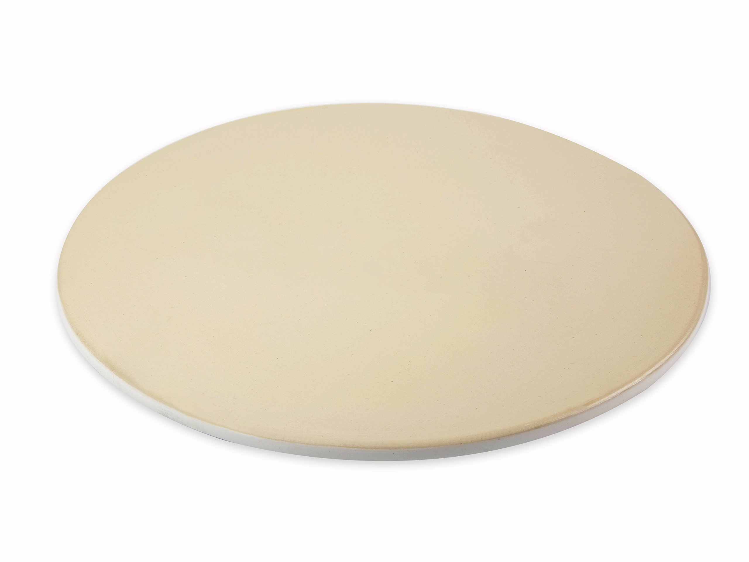 USA Pan Bakeware Handmade Oven-Safe Nonstick Round Bread and Pizza Stone for Oven, 14-Inch by USA Pan