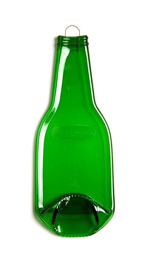 Botellas de vidrio recicladas manualidades