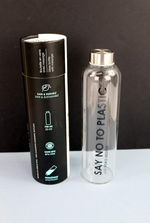 Botella de agua Yoko Design 750 ml