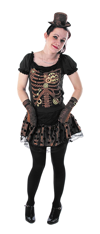 Partido Pro 8655002 Miss esqueleto mecánico, 38: Amazon.es ...