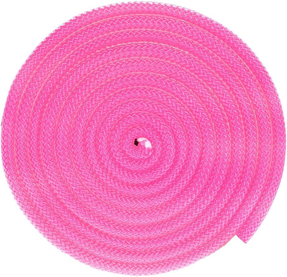 Polypropylene Utility Rope and Moisture Resistant to Rot Mold 50 Feet, 1//4 Inch, Purple Mildew