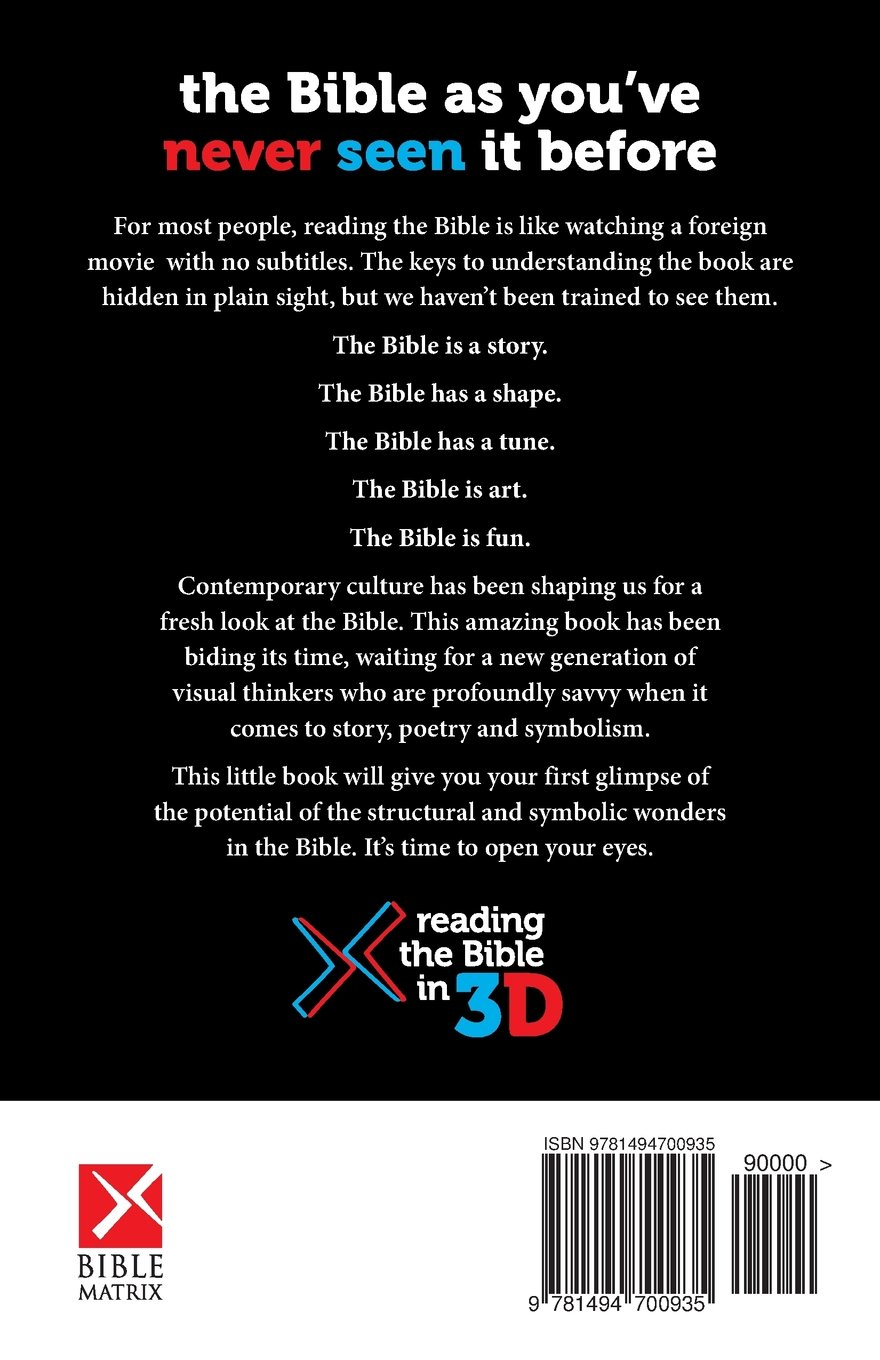 Reading The Bible In 3d The Bible As Youve Never Seen It Before