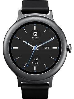 Amazon.com: LG G Watch LG-W100 Smart Watch Black: Electronics