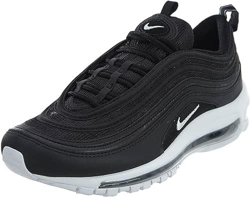 Nike Air MAX 97, Zapatillas de Running para Asfalto para Hombre, Multicolor (Black/White 001), 45 EU: Amazon.es: Deportes y aire libre