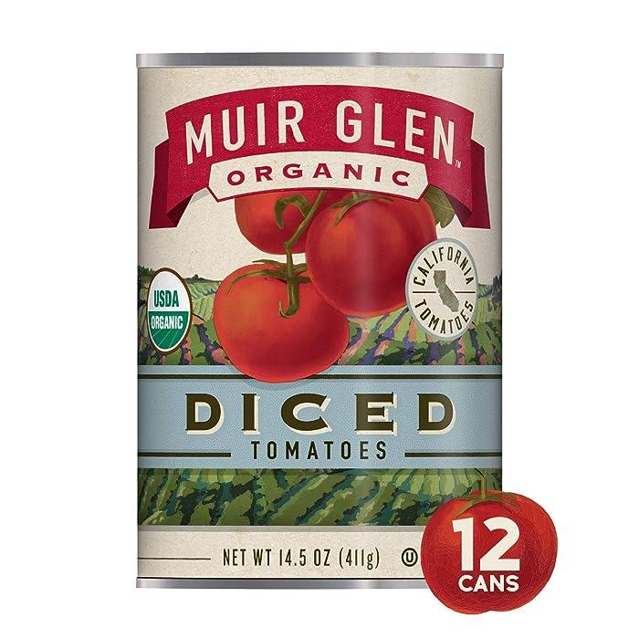 The Best Muir Glen Organic Garden Vegetable Pasta