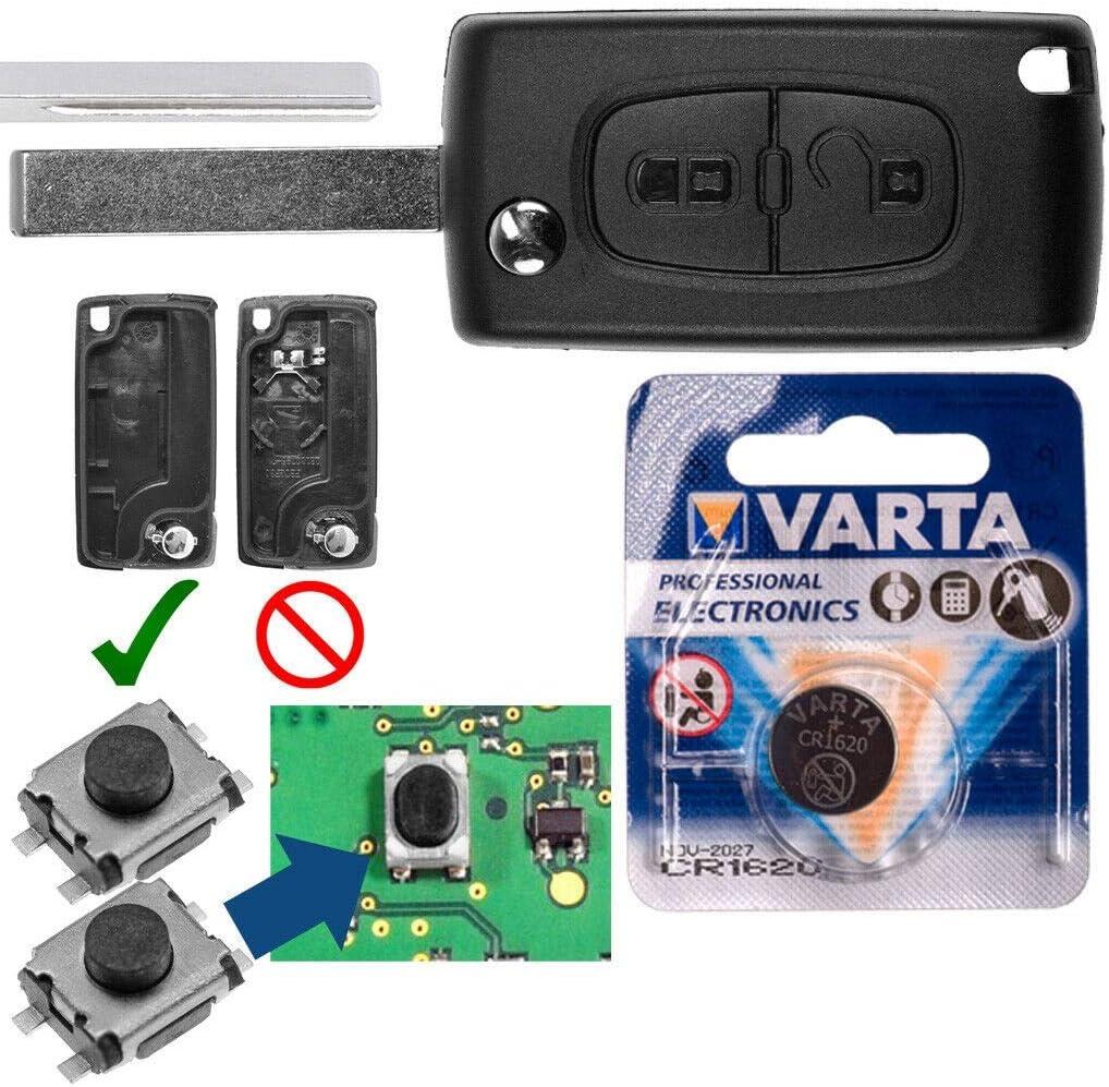Repair Reparatur Satz Autoschlüssel Funk Fernbedienung Elektronik