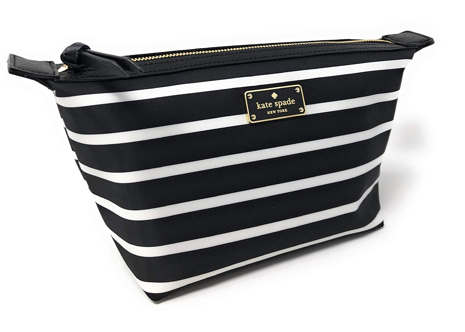 low priced 78ba0 2363c Amazon.com: Kate Spade New York Jodi Makeup Cosmetic Case Travel Bag ...