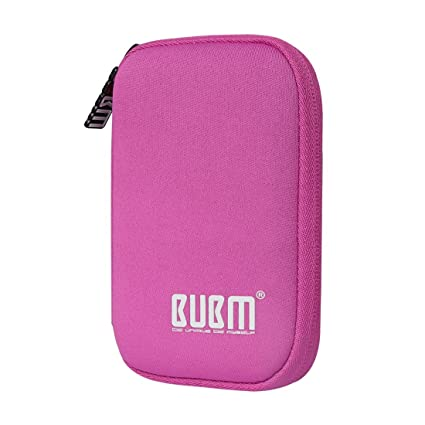 BUBM Black 9 x USB Flash Drives Carrying Case with Handy Quality Padded Prote...