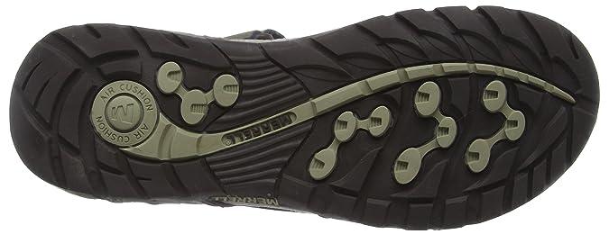 4491cc25e03 Merrell Sandspur Oak Homme Sandales Bout Ouvert  Amazon.fr  Chaussures et  Sacs