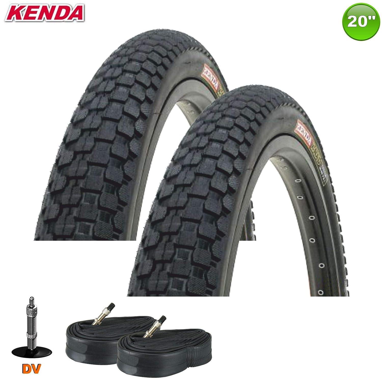 2 X Kenda K-Rad Neumático de la Bicicleta 20 X 2.35 58-406 + 2 ...