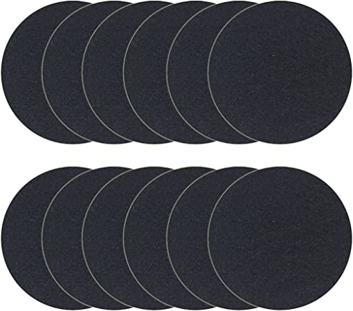 Amazon.com: Paquete de 12 filtros de carbón para cocina ...