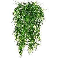 Baoblaze Vid de Planta Artificial Decoración Hogar Floral