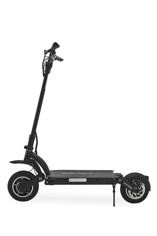 minimotors mmdualtron2ltd Elektroroller Unisex Erwachsene, schwarz KSK5K|#Minimotors