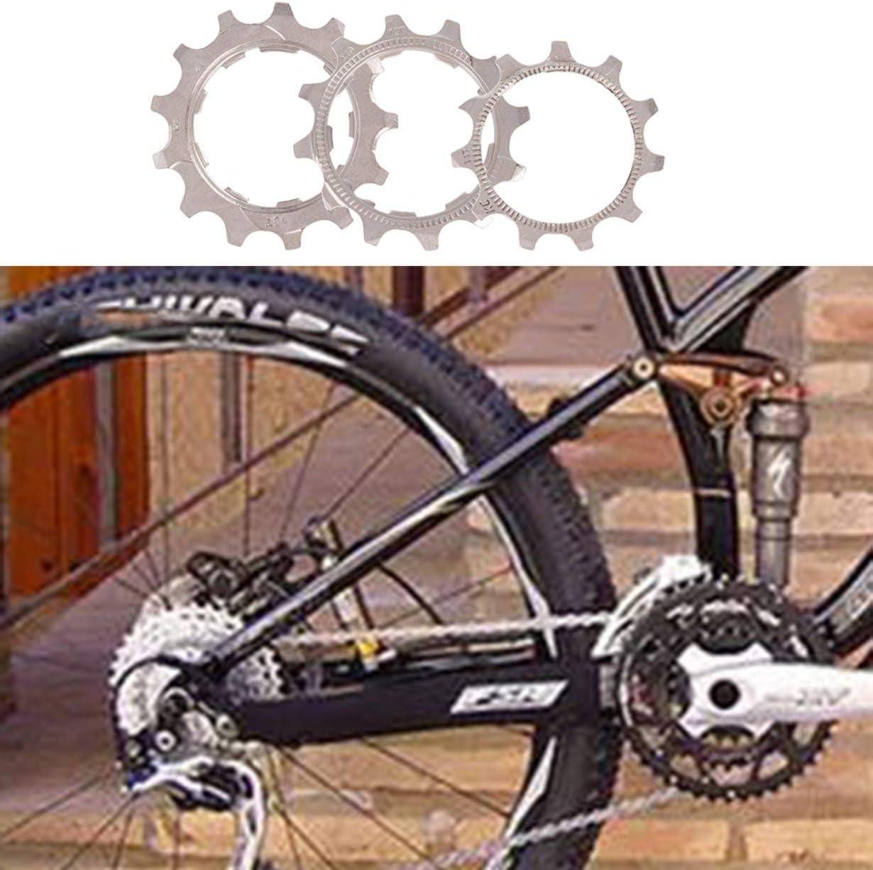 Anam Safdar Butt ZTT0 1 Piezas Reemplazo Cassette de Bicicleta Cog Road Bike MTB 8 9 10 11 Velocidad 11T 12T 13T Piezas de Rueda Libre para ZTTO K7 Piezas