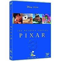 Los mejores cortos Pixar - Temporada 3 [DVD]