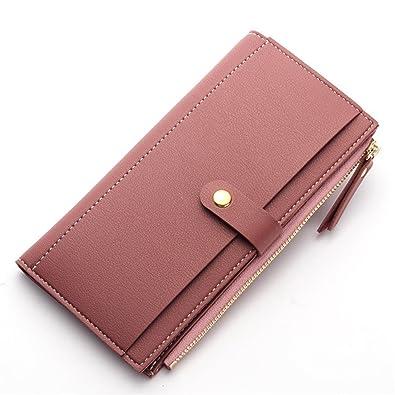 5e6ed44df OnIn Fashion Women Clutch Wallets Money Bag Card Holder WWS049 BlackOne Size