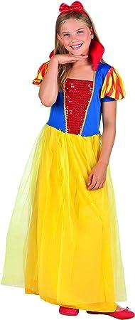 Boland - Disfraz para niña Blancanieves, talla 158 (82201): Amazon ...