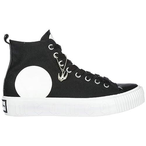 MCQ Alexander McQueen Sneakers Alte Swallow Plimsoll Uomo ...