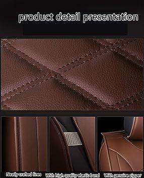 Amazon.es: Asiento completo conjunto de la cubierta del coche ...