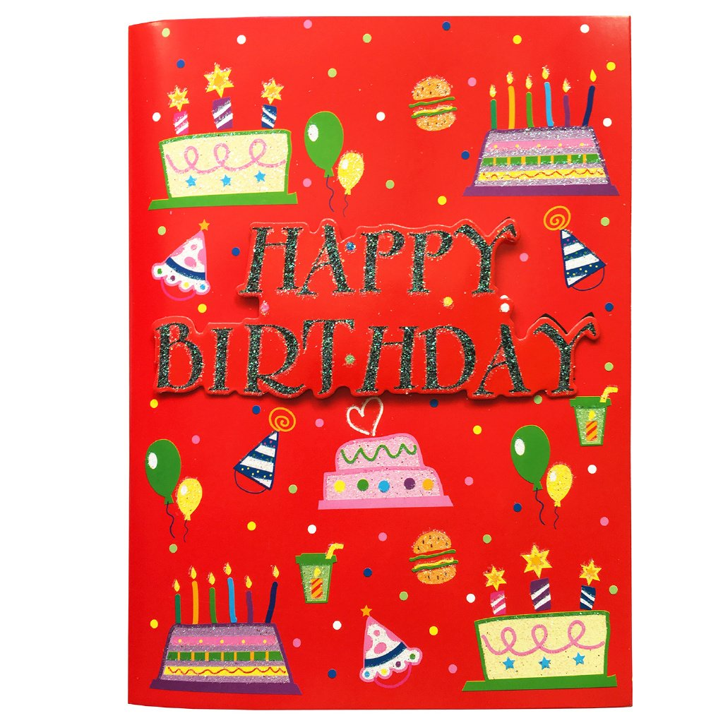 Unique Birthday Card Music Cards Interactive Greeting With Happy To You Song For Mother Father Wife Husband In Law