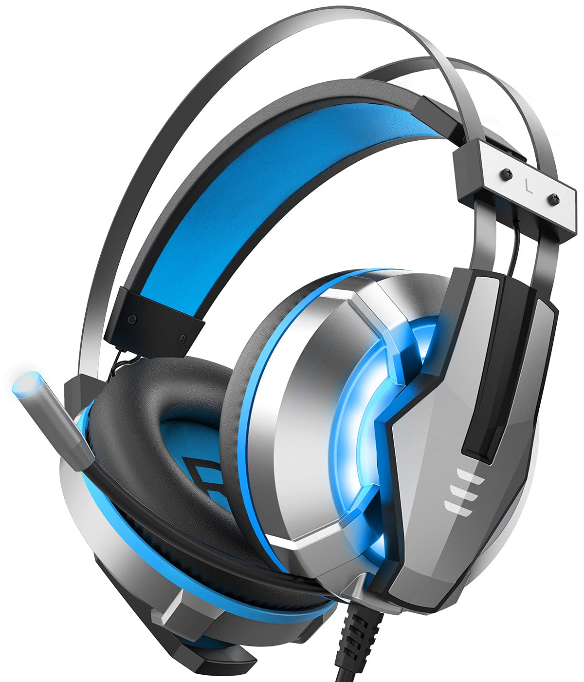 EKSA Stereo Gaming Headset (Blue)